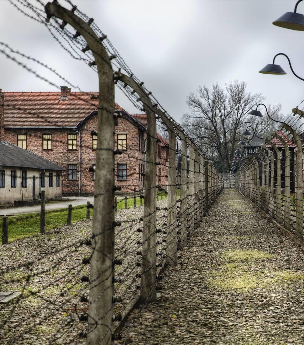 Auschwitz-Tour