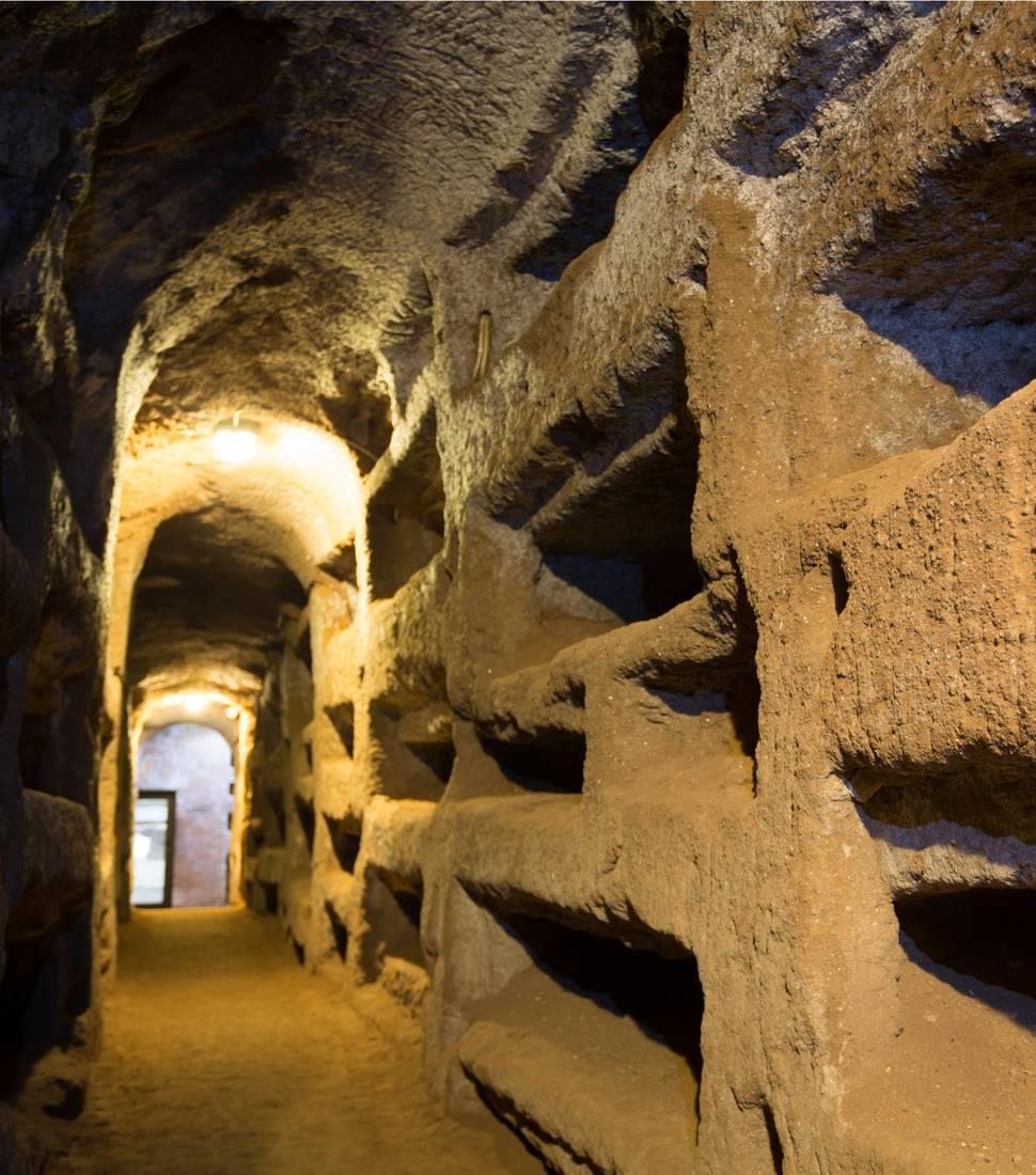 CatacombsRome-tour