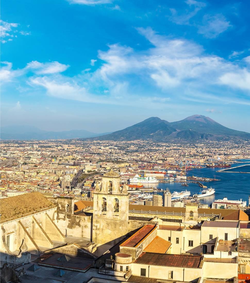 Naples-Rome-tour