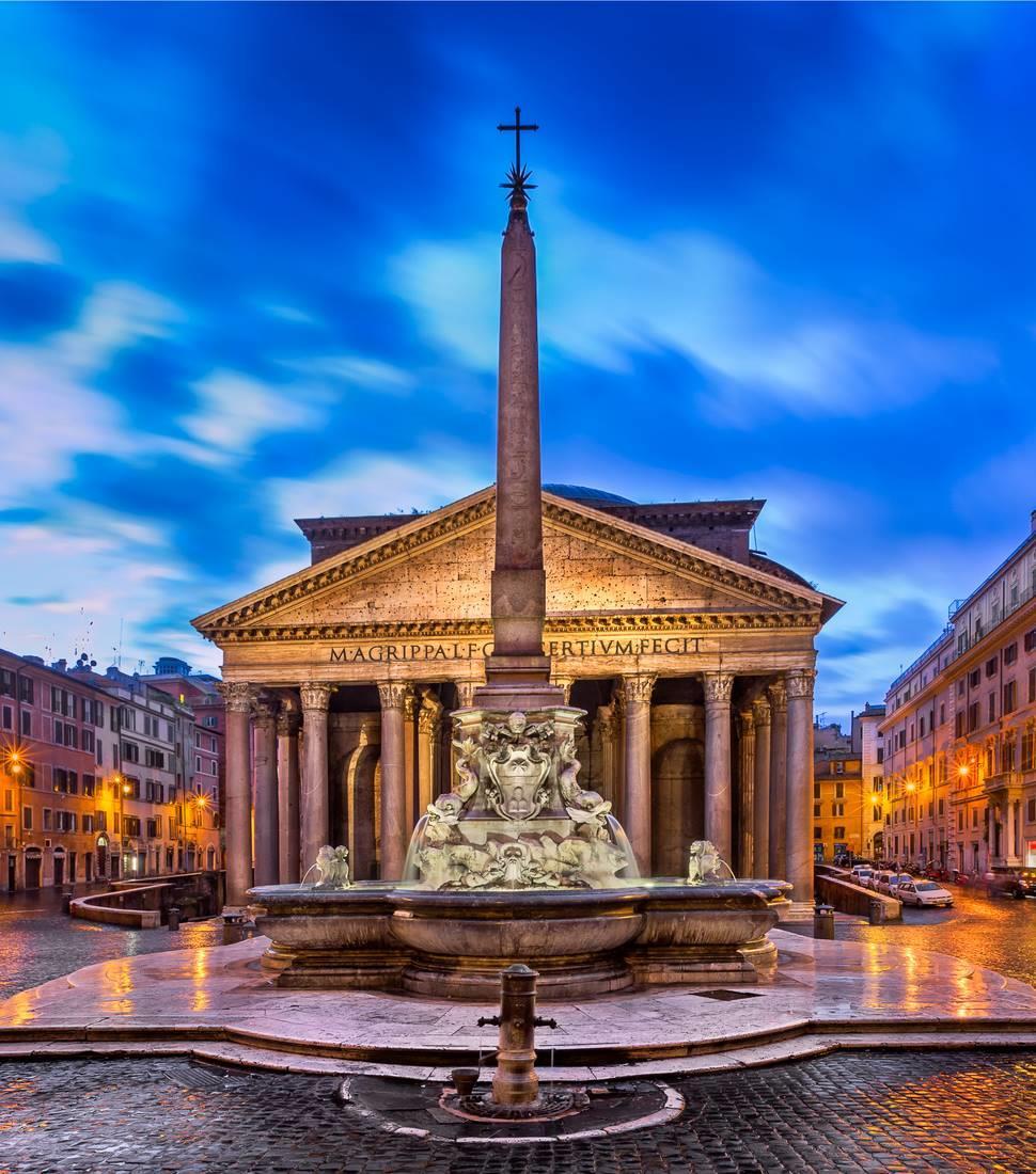 Panteon-rome-tour
